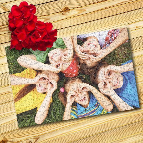 Foto puzzels