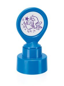 Motivatie stempel met Fee